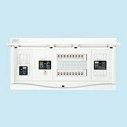 HCB3E7-302STL4B 日東工業 ホーム分電盤 エコキュート(電気温水器)+IH+太陽光発電用 リミッタスペースなし HCB形ホーム分電盤 (ドア付) 露出・半埋込共用型(プラスチックキャビネット使用)