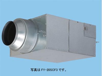 FY-18SCS3 Panasonic ダクト用送風機器 消音形キャビネットファン 単相100V
