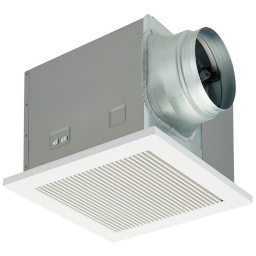 �� ダクト用�気扇 ツインエアロファン低騒音形 インテリア格� 強弱付 大風�形居間・事務所・店舗用DVF-T20RVQD