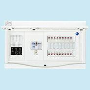 日東工業 ホーム分電盤エコキュート(電気温水器)+IH+蓄熱用リミッタスペースなしHCB形ホーム分電盤 (ドア付)露出・半埋込共用型(プラスチックキャビネット使用)HCB3E7-342TL434B