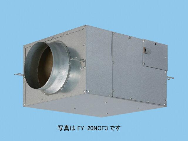 Panasonic ダクト用送風機器静音形キャビネットファン 単相100V FY-18NCS3