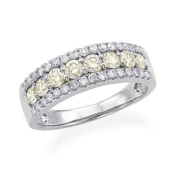 プラチナダイヤモンドリング ダイヤモンド リング【合計1カラット】