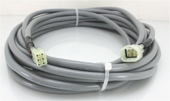 【SA-50763】10m延長ケーブル6Pオスメスコネクター付き