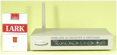 【SA-46885】 高感度受信機TR-804RX 映像・音声