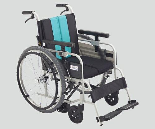 目玉特価 ★ポイント最大7倍★【全国配送可】-ノンバックブレーキ車椅子(アルミ製) MBY-41B エメラルド 低床 ミキ 型番MBY-41B エメラルド  JAN4536697114844 asn8-9241-02 -【医療・看護用機器】
