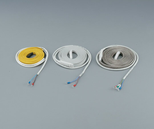 ★ポイント最大7倍★【全国配送可】-ヒーティングテープ PVC 7m  型番  aso1-157-03 -【研究用機器】