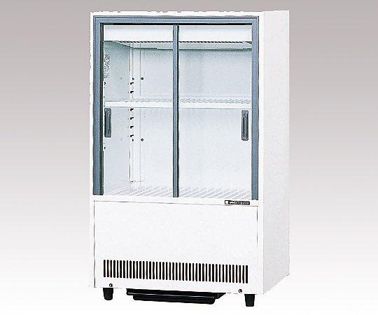 ★ポイント最大7倍★【全国配送可】-冷蔵ショーケース 563×376×493mm 福島工業  型番VRS-35XE  aso1-4459-05 -【研究用機器】