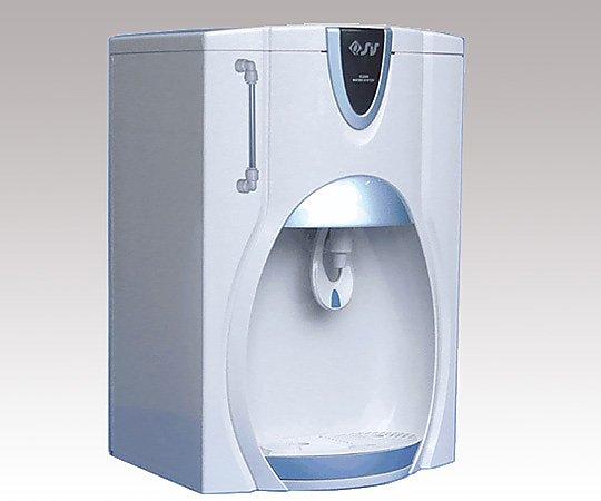★ポイント最大7倍★【全国配送可】-RO処理水製造装置 20Wポンプ付き  型番RTA-200W  aso1-5732-02 -【研究用機器】