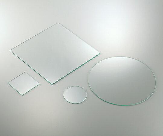 ★最大P10倍★ 2/3-2/8【全国配送可】-ガラス板φ100-3 石英  型番  aso2-9784-07 -【研究用機器】
