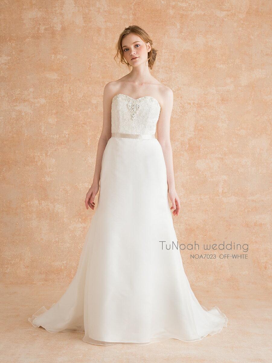 NOA7023_オフホワイト NOA7025_オフホワイト ウェディング ウェディグドレス ウエディング ウエディングドレス オーダードレス サイズオーダー 挙式 二次会 結婚式 ブライダル ドレス 海外 国内