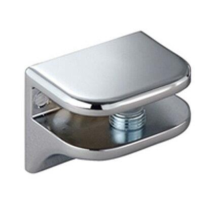 スガツネ プレートサポート 強化ガラス棚板セット W300 鏡面研磨仕上 2885VA1-300-SET