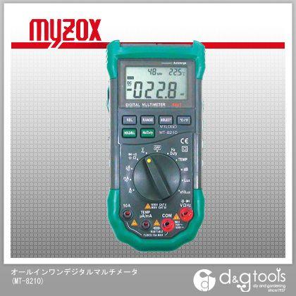 マイゾックス オールインワンデジタルマルチメータ   MT-8210