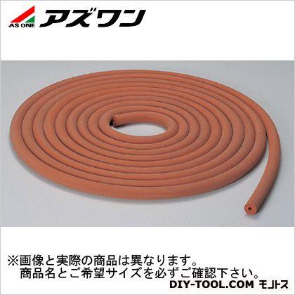 アズワン シリコン排気用ゴム管 1m (6-590-32)