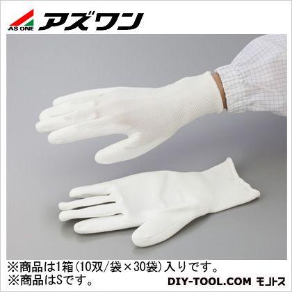 アズワン PUクール手袋オーバーロック 大箱 S (2-2131-54) 1箱(10双/袋×30袋入)