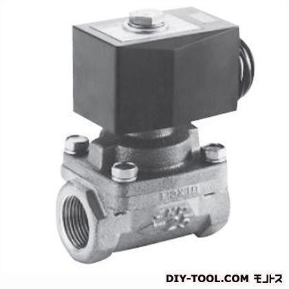 CKD パイロットキック式2方弁ピストン駆動弁 幅×奥行:80×56mm (APK11-25A-C4A-AC200V)