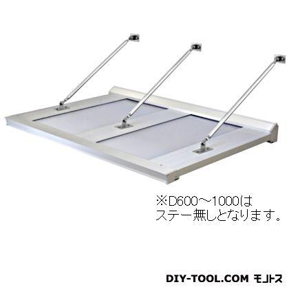 DAIKEN RSバイザー アルミ&ポリカ D1100×W3200 (RS-D)