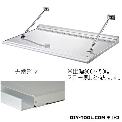 DAIKEN RSバイザー D750×W3200 (RS-FT2)