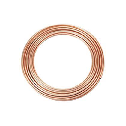 フローバル コイル銅管 外径(mm):12 (コイル銅管-12X1X20M)
