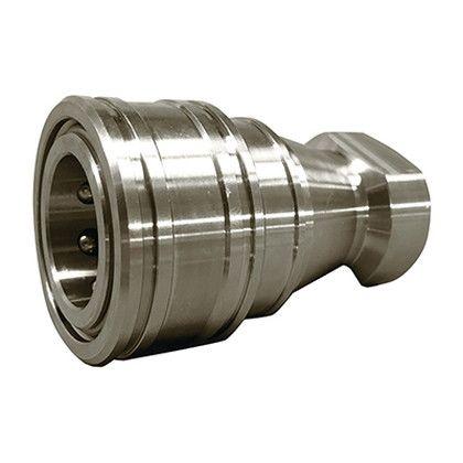 フローバル 中・低圧用両路開閉型クイックカップリング (KS-4S(SUS304))