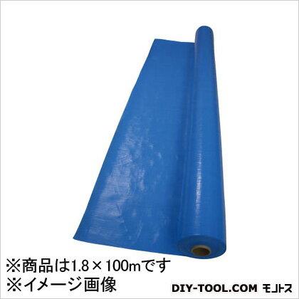 萩原工業 ブルークロス 1.8m×100m (QBC183B)