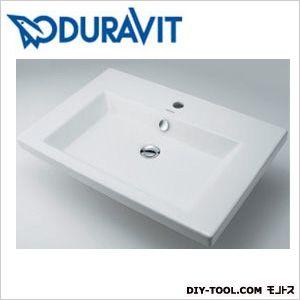 デュラビット JEWELBOX 角型洗面器 (#DU-0491700000)