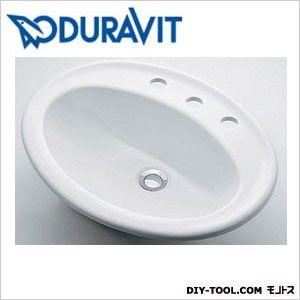 デュラビット JEWELBOX 丸型洗面器 (#DU-0472560030)
