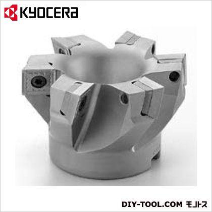 京セラ フェースミル (MSO90100R-15-5T-M) 金工用アクセサリー 金工 アクセサリー
