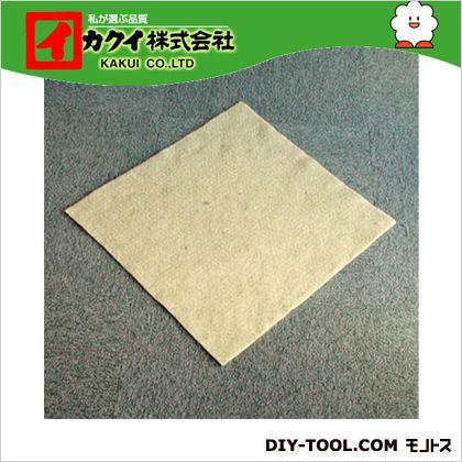 カクイ ウール  幅×奥行×高さ:50×50×0.4cm L-50 100 枚