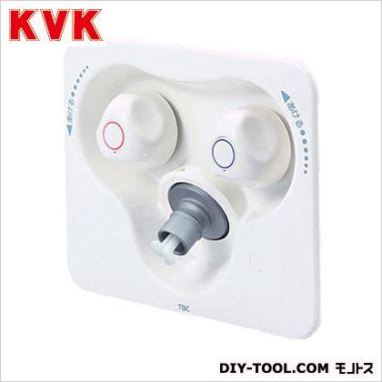 KVK 2�ンドル混�水栓コンセント 緊急止水機能付(寒冷地用)(逆止�解除付)  幅×奥行:150×122mm SC1200S