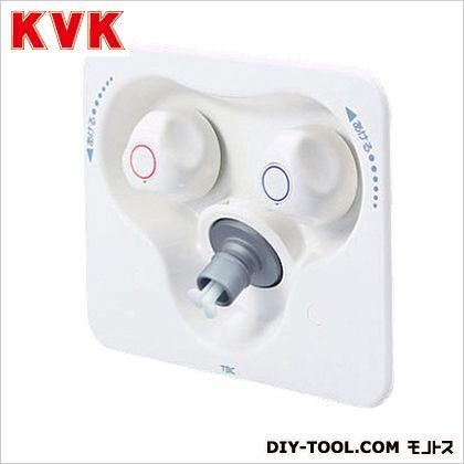 KVK 2�ンドル混�水栓コンセント 緊急止水機能付・ウォーター�ンマー低減機能付  幅×奥行:150×122mm SP1200SA