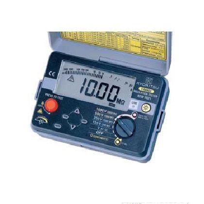 共立電気計器 絶縁抵抗計   KEW3022