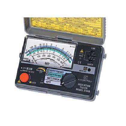 共立電気計器 絶縁抵抗計   MODEL3144A