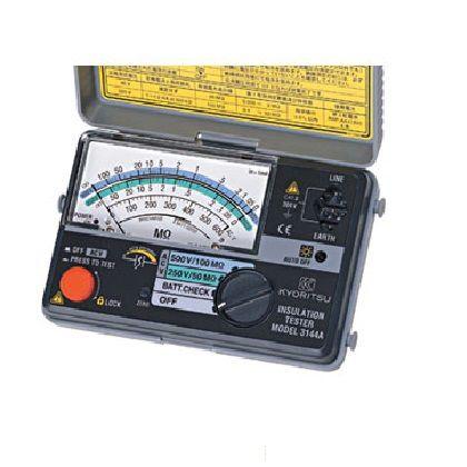 共立電気計器 絶縁抵抗計   MODEL3146A