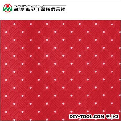 ミヅシマ工業 アルマット AL03 レッド 920X10M 411-1250
