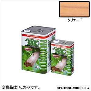 三井化学産資 ノンロット205N 屋外白木用 クリヤーII 14L ZS-CII