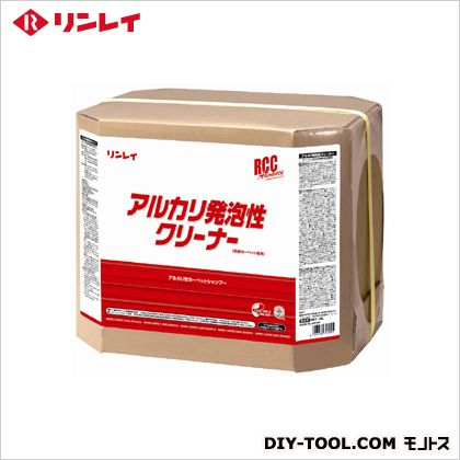 リンレイ RCCアルカリ発泡性クリーナー 18L (732530)