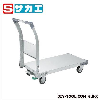 サカエ ステンレス特製四輪車 ステンレス  TAN22FSU