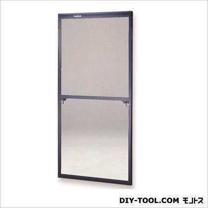セイキ販売 フリーサイズ網戸 H116~119.3×W65~67用 ブラック  40-94