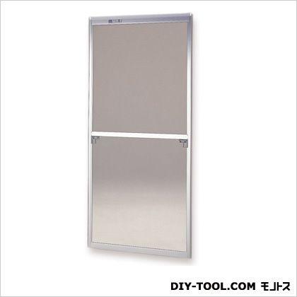 セイキ販売 フリーサイズ網戸 H184~187.3×W65~67用 シルバー  62-94