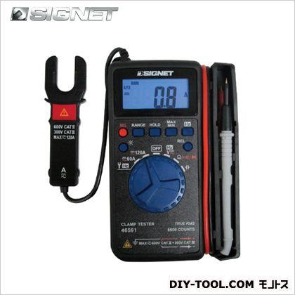 シグネット クランプ付きデジタルマルチメーター   46591