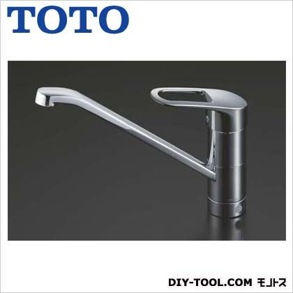 TOTO ワンホール混合栓 (TKY231Z(寒冷地)) トートー 混合栓 キッチン用シングルレバー混合栓