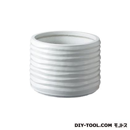 トーシンコーポレーション ウェーブ(モダンタイププランター) ホワイト φ620×H440 WAV-620M-WH  個
