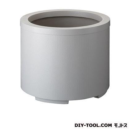 トーシンコーポレーション FRPプランター (丸) シルキーグレー φ1000×H580 HCM-1000-SGR  個
