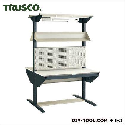 トラスコ ライン作業台両面間口1200型   ULRTW1200F