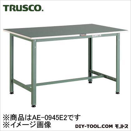 トラスコ ビニールマット張軽量作業台  900×450 AE0945E2