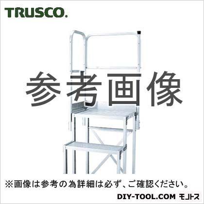 トラスコ 作業台用天場二方手すり TSF-51015用   TSF-TE13