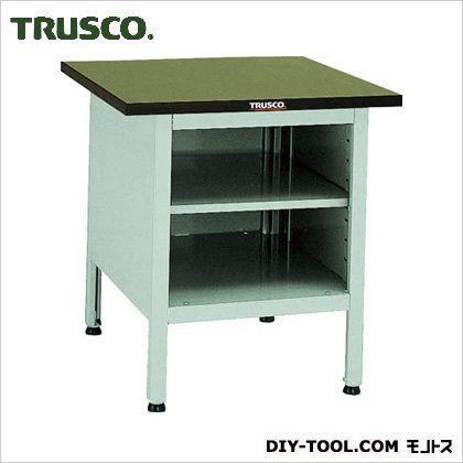 トラスコ 小型中量作業台棚板1枚付  700×700×740 OW7070B