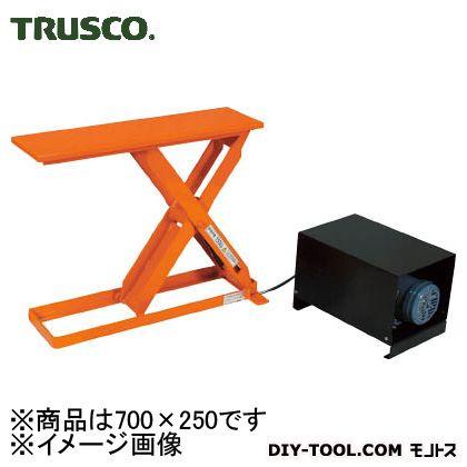 トラスコ スリムリフト巾狭タイプ 積載 150kg  700×250 HLE-15-2507