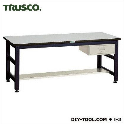トラスコ クリエイティブ作業台リノ天板 引出1段  1800×900 UTR1890F1