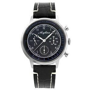 700BKBK ARCAFUTURA アルカフトゥーラ 日付 曜日 パルスメーター メンズ 腕時計 送料無料 送料込 プレゼント